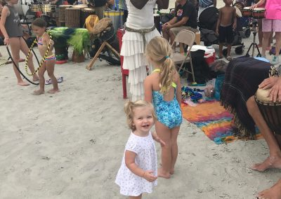 Siesta Key - Drum Circle
